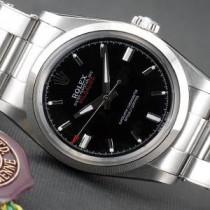 Rolex Milgauss Swiss Automatic Black Dial Mens SWRX944