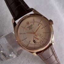 Replica Rolex Cellini Automatic Watch 50525-0008 Silver White Dial 39mm