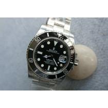 Swiss Rolex Submariner 116610LN Black Dial Replica Watch (High End)