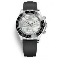 Replica Rolex Daytona Swiss Watches Rubber 116519LN-0023 40mm (High End)