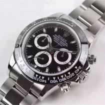 Rolex Daytona 2016 Basel Swiss Chronograph Black Dial (High End)