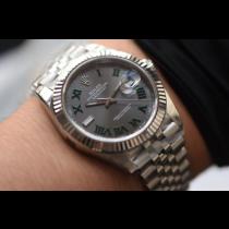 Rolex Datejust II 126334 Automatic Replica Watch Gray Dial 41mm