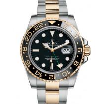 Rolex GMT-Master II Swiss Cal.3186 Replica Watch 116713LN-0001 40mm (Super Model)