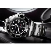 Rolex Sea-Dweller Swiss Replica Watch 126600-0001 Black Dial 43mm (Super Model)