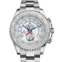 Replica Rolex Yacht-Master II Automatic Watch 116689-0001 White Dial 44mm