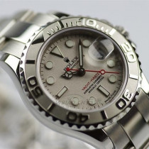 Rolex Yacht-Master 168622-78760 Gray dial Unisex Automatic Replica Watch