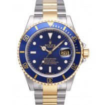 Rolex Submariner 116613 Royal-blue Dial Men Automatic Replica Watch