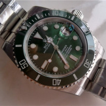 Swiss Rolex Submariner 116610 Green Dial Automatic Replica (High End)