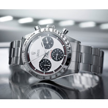 Replica Rolex Daytona Vintage Swiss Watches White Dial 40mm(High End)